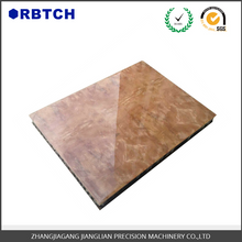 surface uv treatment Aluminum Honeycomb Panel